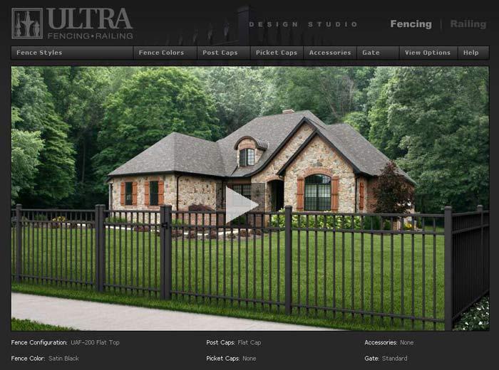 Ornamental Fence Design Studio