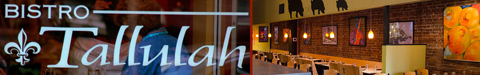 Bistro Tallulah Glens Falls Restaurant