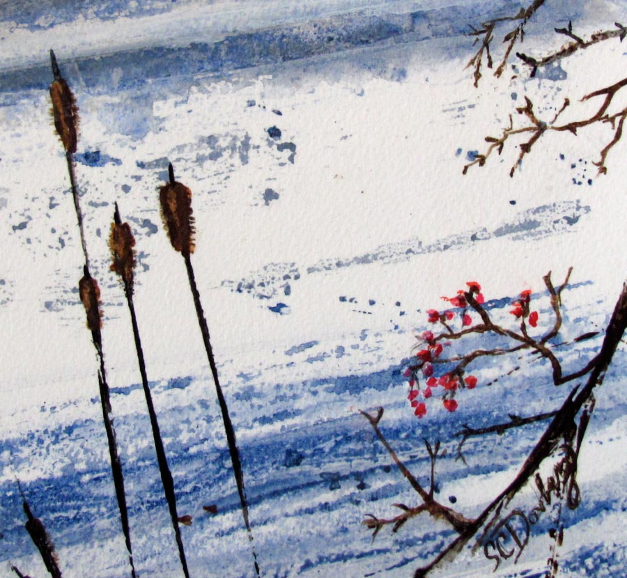 SOLD-Winterberry
