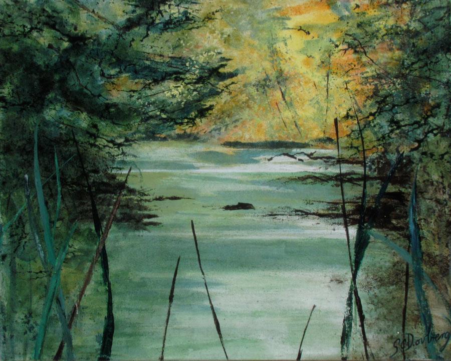 Buckingham Pond 2