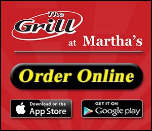 Marthas Grill Online Order