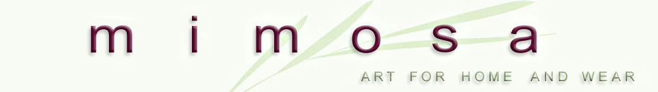 Mimosa Gallery Logo