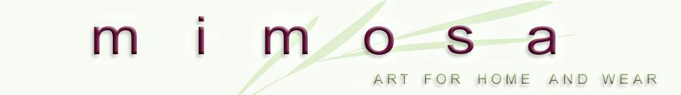Mimosa Gallery Logo