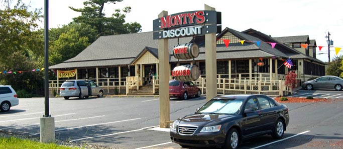Monty's Discount Wine & Liquor