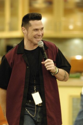 Comedian RC Smith
