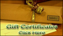 Sutton's Gift Certificates