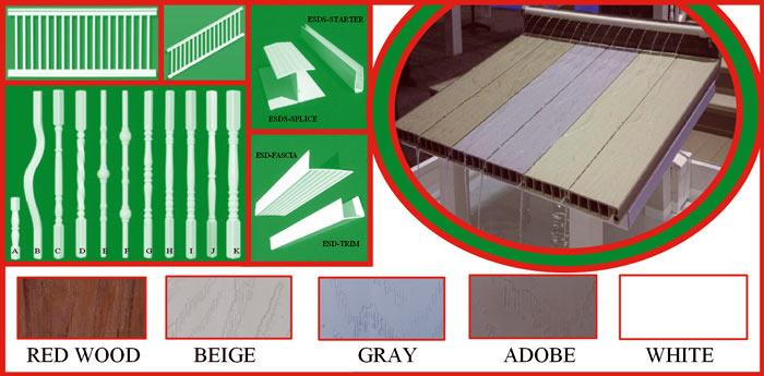 deck parts