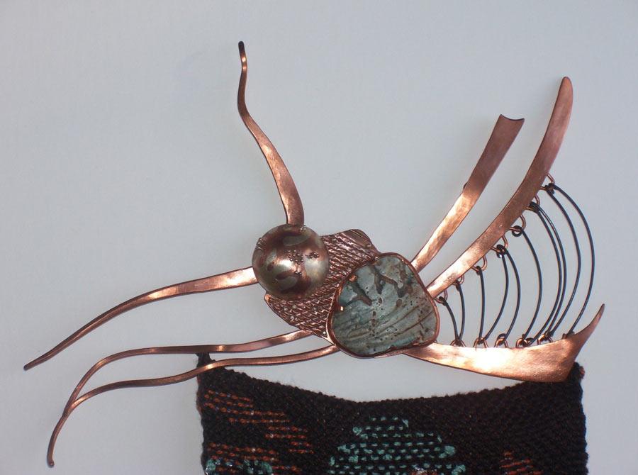 Arachne Rhythm - Close Up Detail View