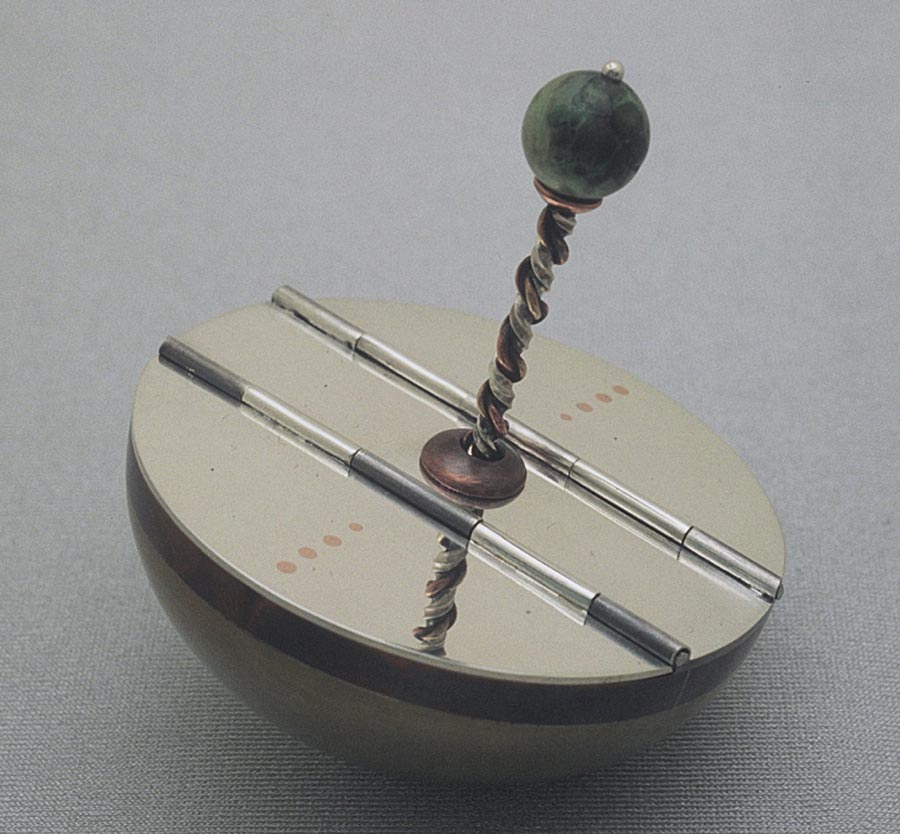Venetian Spinning Toy