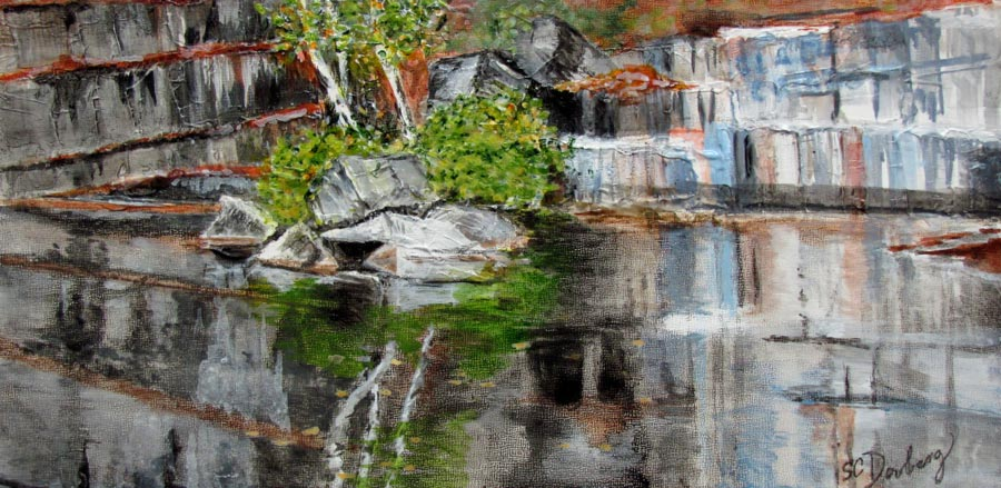 SOLD - The Dorset Quarry, VT