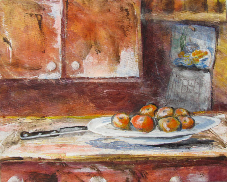 In Honor Of Cezanne