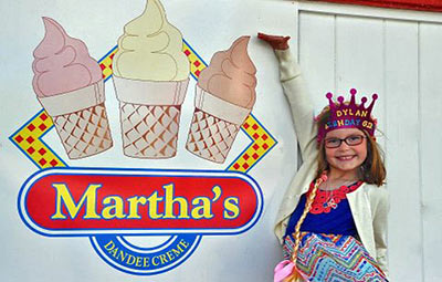 Matha's Ice Cream