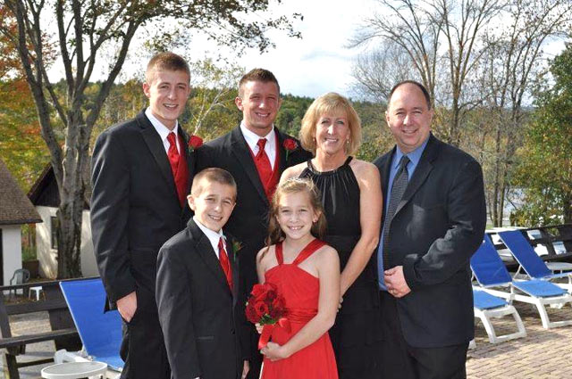 The LaFontaine Family