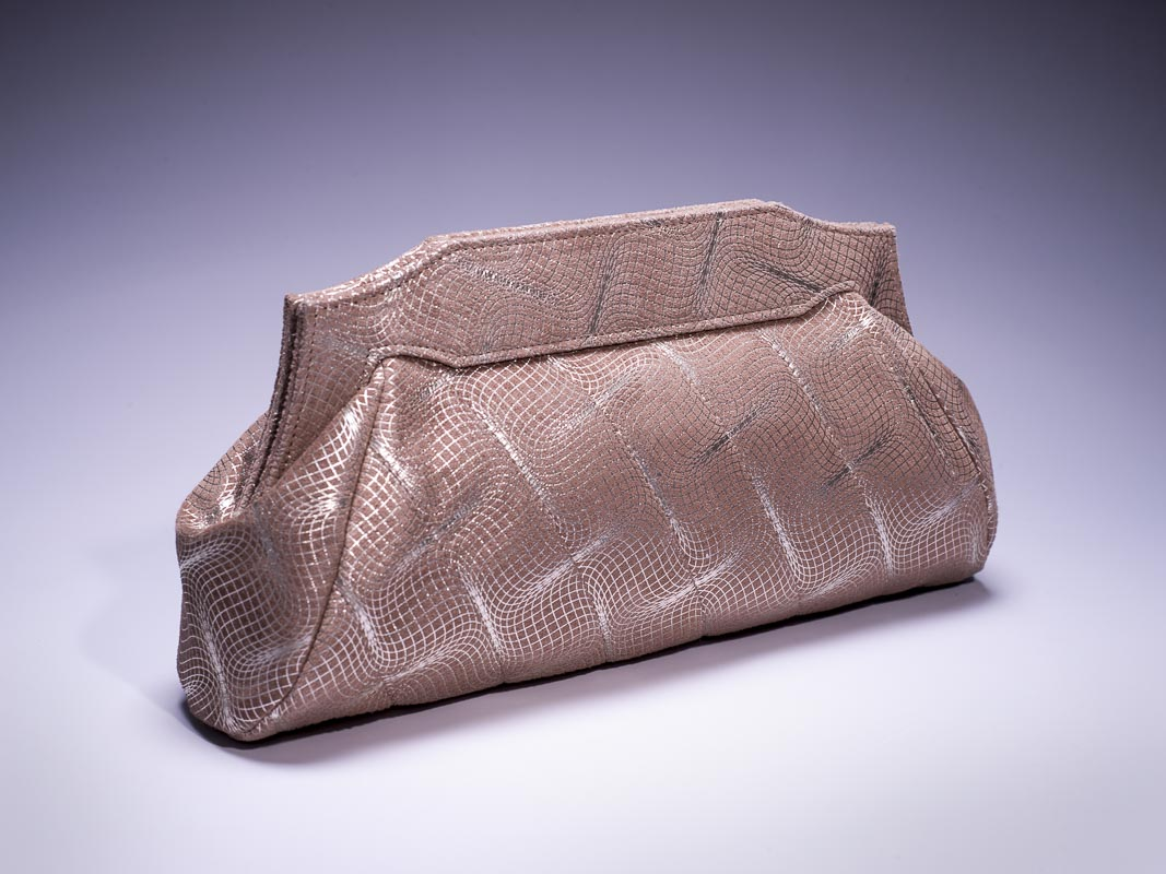 Lauren Camel Web Handbag
