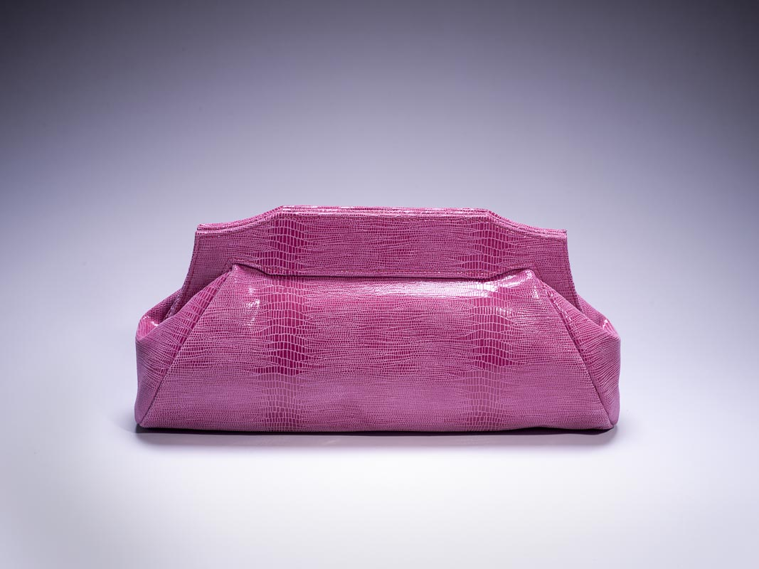 Lauren Fuscia Handbag