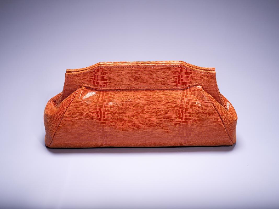 Lauren Orange Handbag