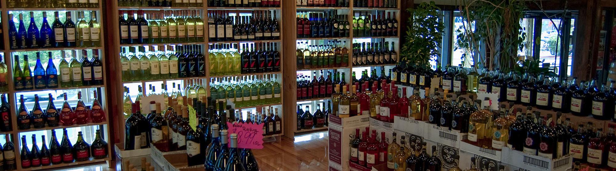 Monty's Discount Wine & Liquor Wine