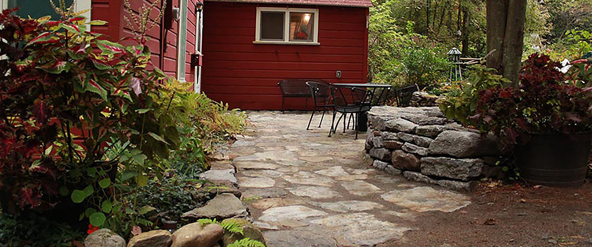 Cabin Patio